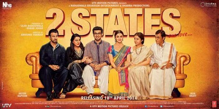 Love across 2 States: Alia, Arjun and their parents