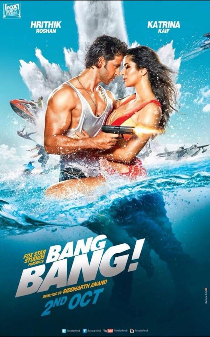 Hrithik, Katrina\'s Nuclear Chemistry in Bang Bang