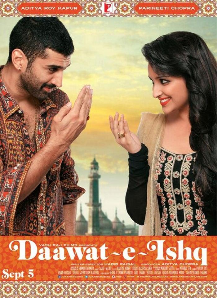Parineeti, Aditya & a Daawat-e-Ishq in the Land of the Nawabs