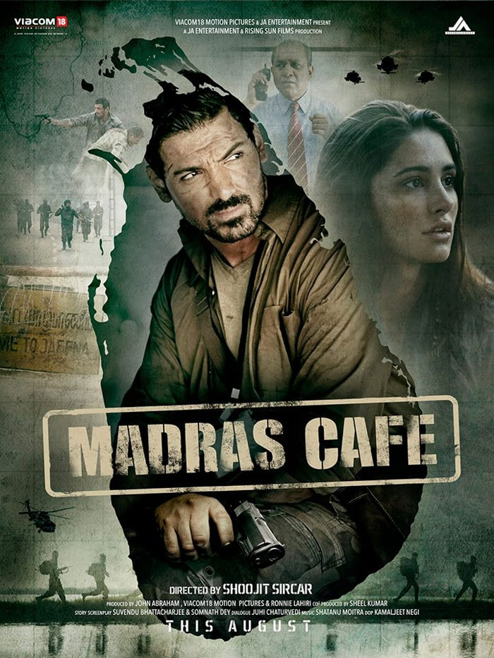John and Nargis\' Cafe date