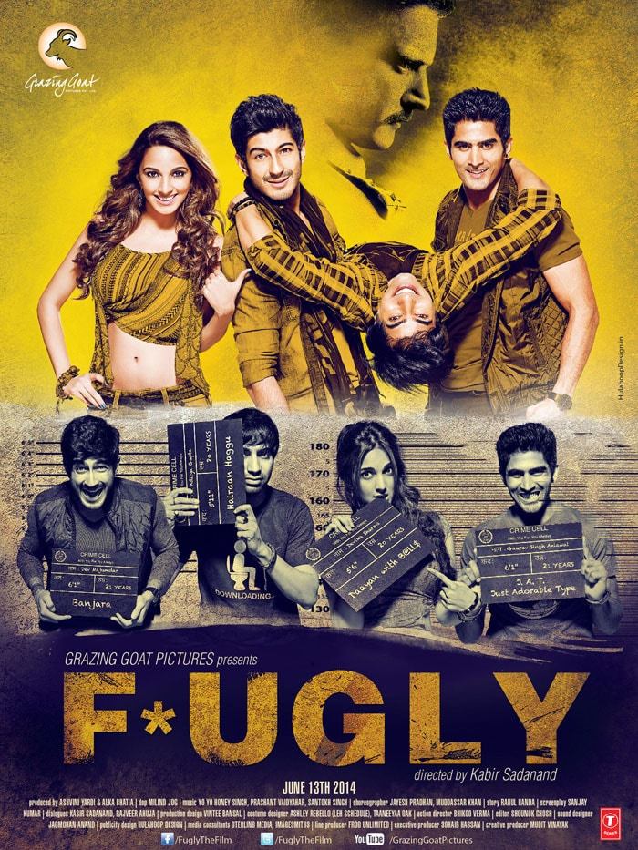 First look: boxer Vijender Singh is now Fugly