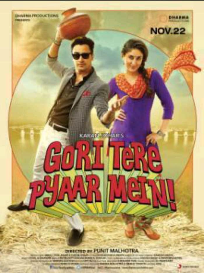 Kareena, Tere Pyaar Mein