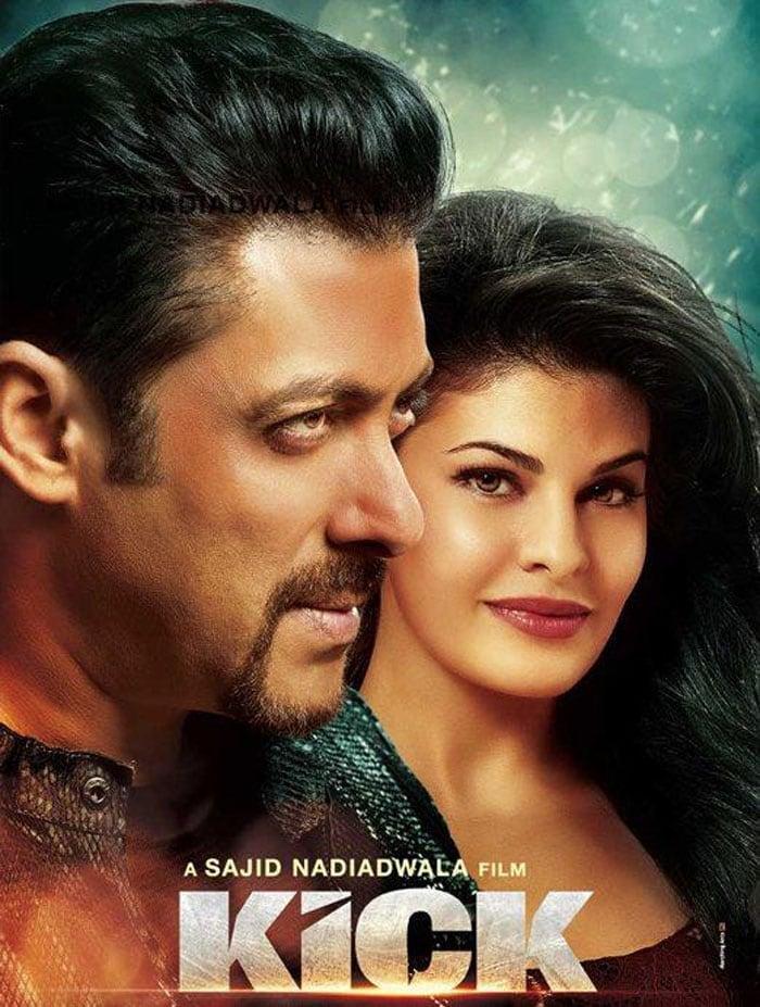 Kicking Up a Storm: Salman, Jacqueline?
