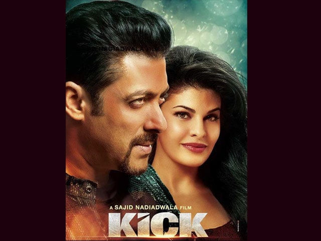 Photo : Kicking Up a Storm: Salman, Jacqueline?
