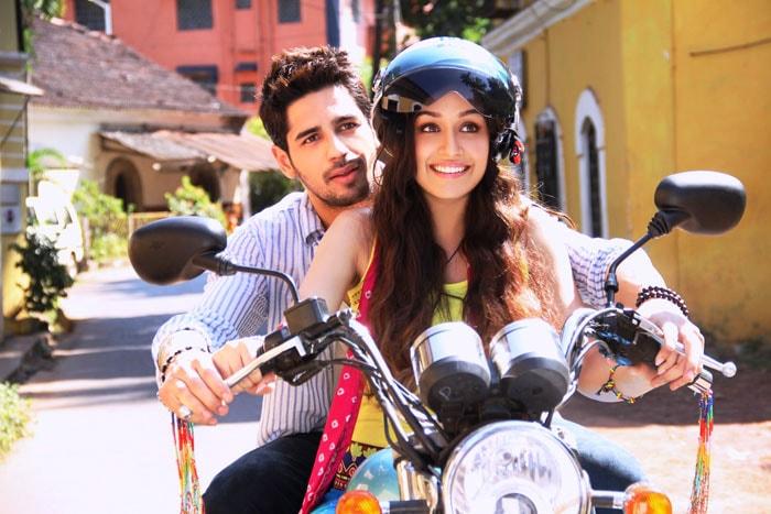 Vroom barabar: Shraddha, Siddharth and a bike ride in Goa