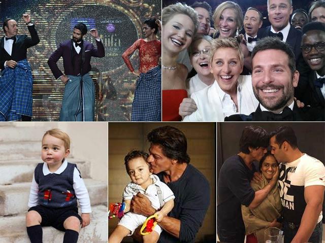 Top 10 Showbiz Photos of 2014