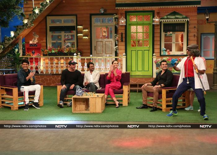 Team Freaky Ali Goes ROFL on The Kapil Sharma Show