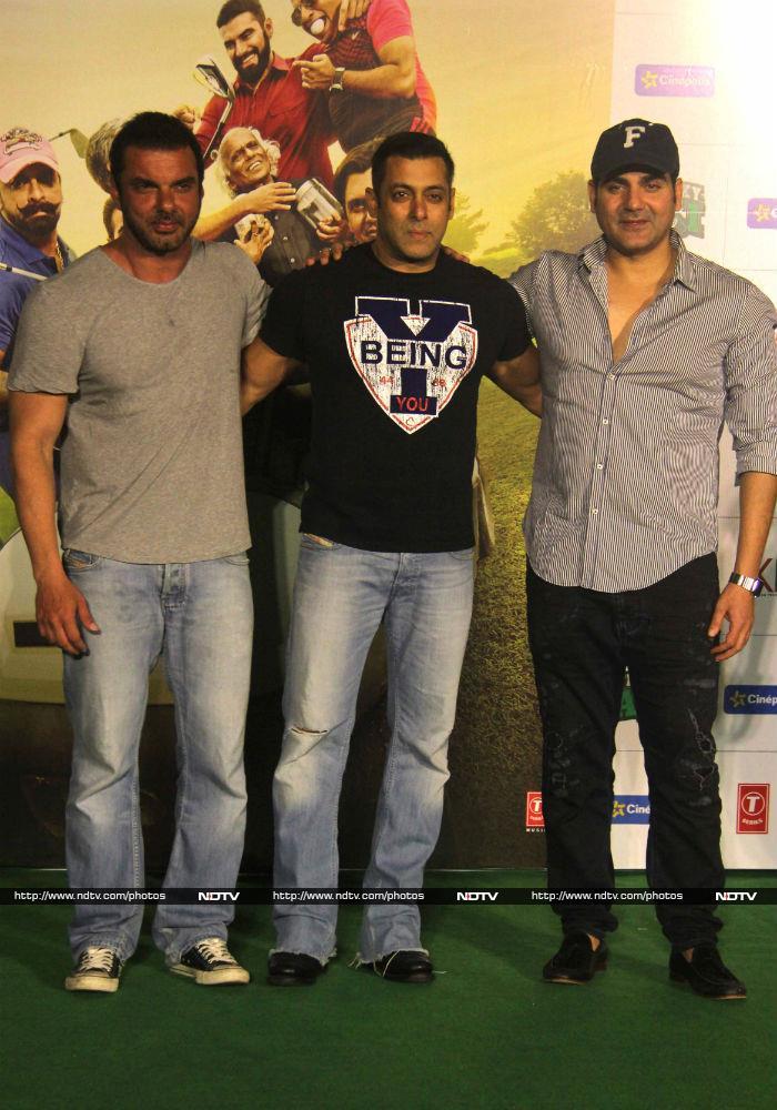 Freaky Ali Meets Shivaay: A Day With Salman, Amy, Ajay and Erika