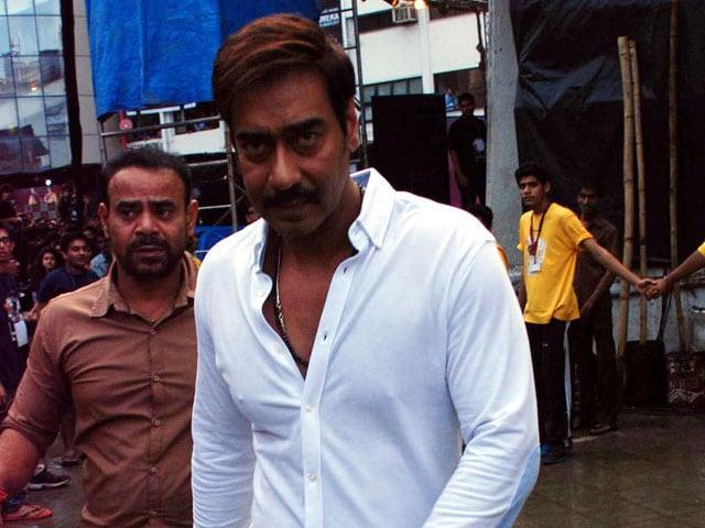 Ajay Devgn Minus Khaki: Singham Returns, Bearing Gifts