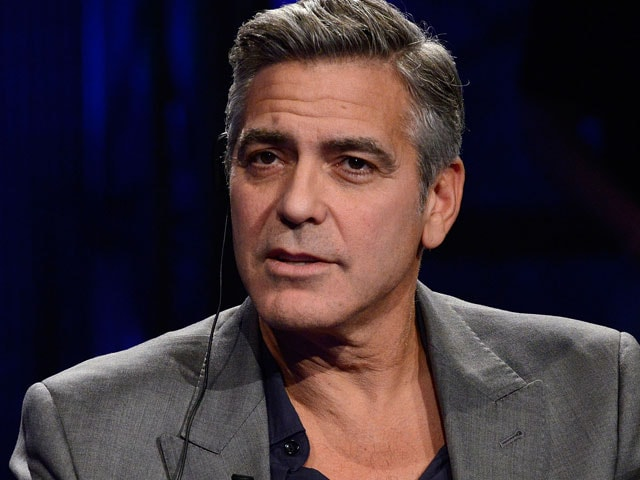 George Clooney: Hooked and Booked at 53