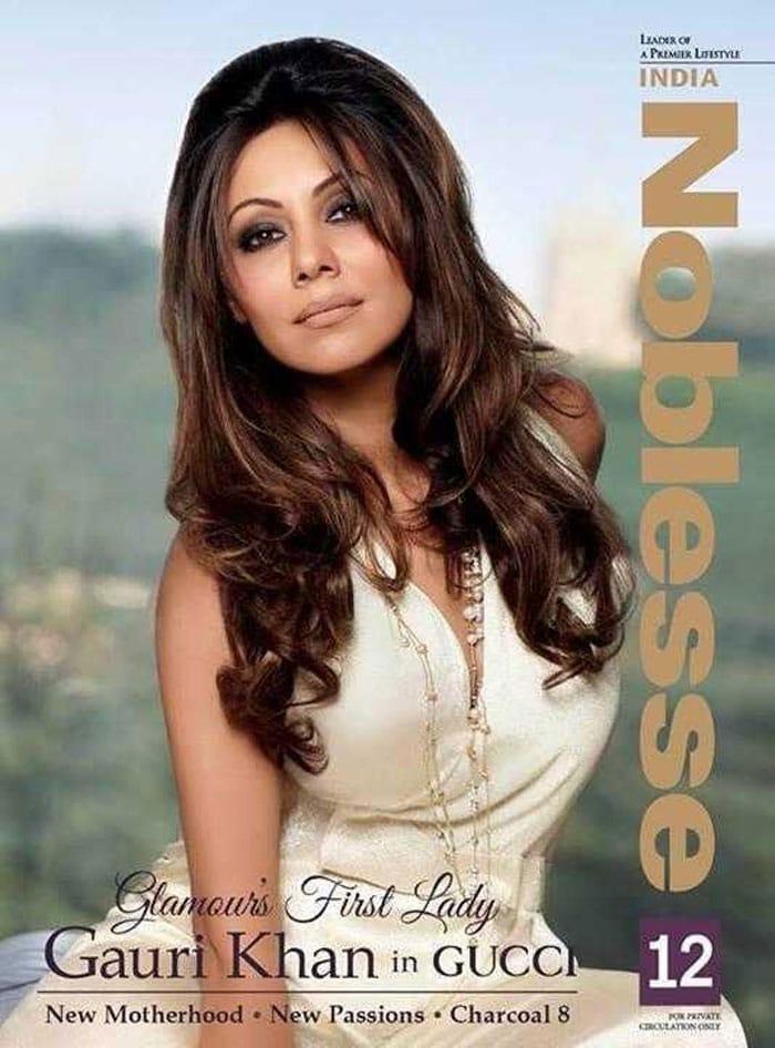 Gauri Khan Has Glamour Covered