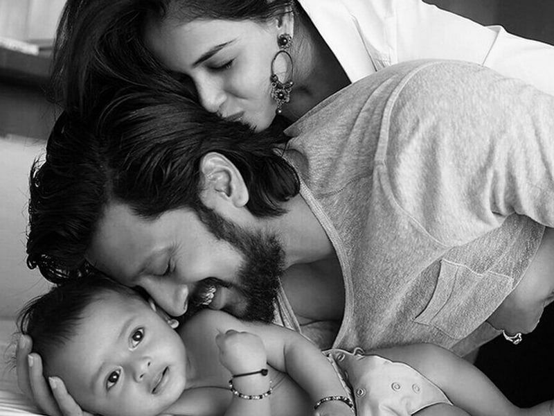 Genelia D'Souza Has 28 Reasons to Smile
