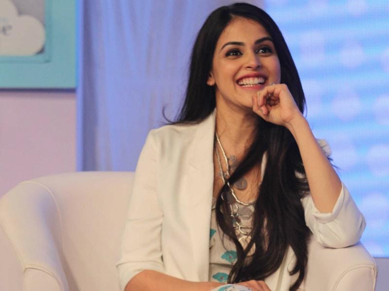 Genelia D'Souza, Hold That Smile
