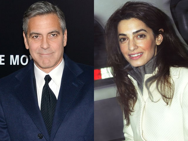 Meet George Clooney's Wife-To-Be and the Women he Left Behind