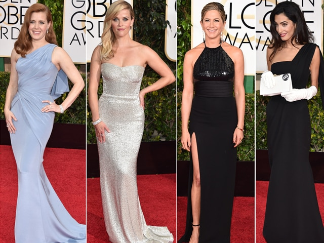 Photo : Golden Globes Red Carpet: Celebrity Roll Call