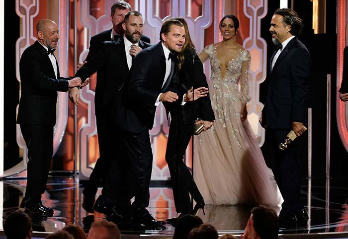 Golden Globes 2016: Winners