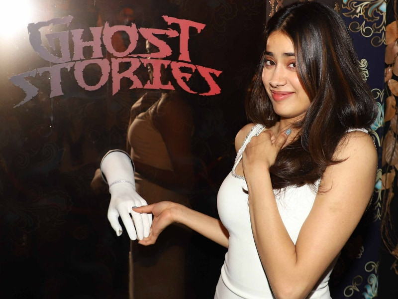 A Scary Premiere Of Ghost Stories With Janhvi, Sobhita, Mrunal