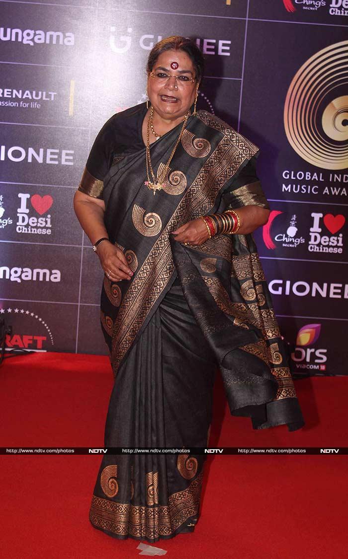 ग्लोबल इंडियन म्यूजिक एकेडमी अवॉर्ड में दिखा बॉलीवुड का जलवा