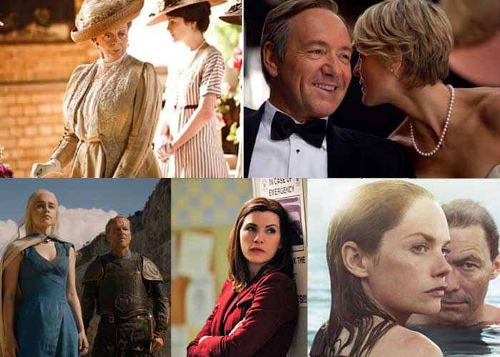 Golden Globes 2015: Nominations