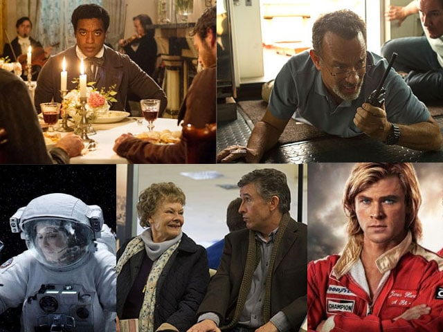 Photo : Golden Globes 2014: Nominations