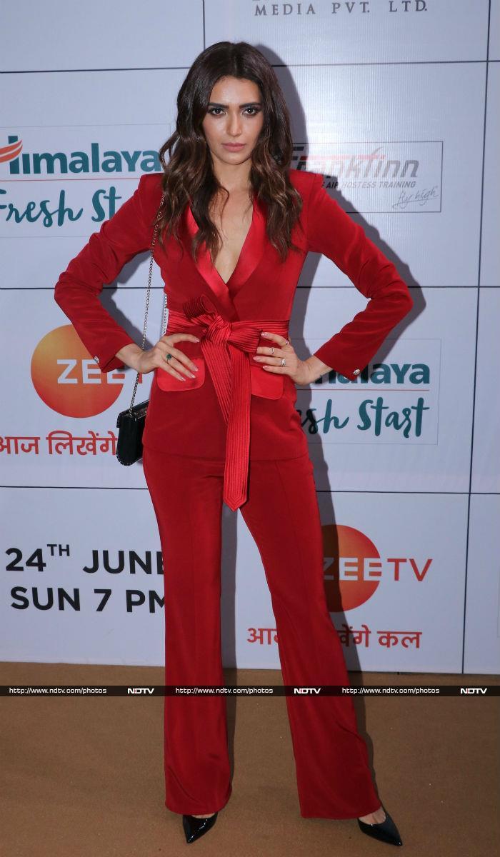 Mouni Roy, Jennifer Winget, Hina Khan On Fashion\'s Gold Circuit