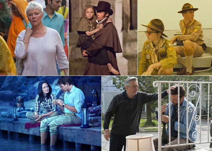 Golden Globes 2013: Nominations