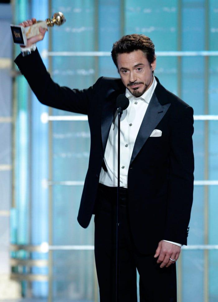 Winners: Golden Globe Awards
