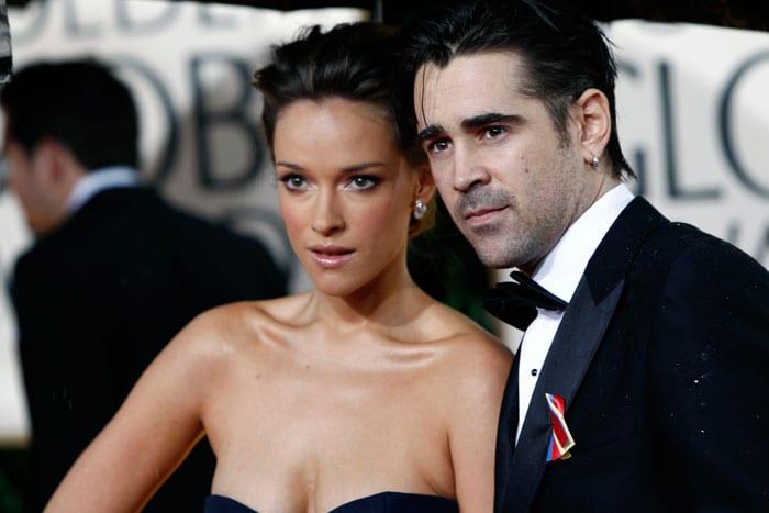 Red carpet @ Golden Globe Awards