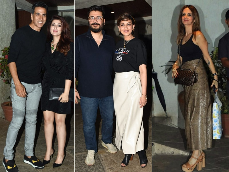 Inside Goldie Behl's Birthday Bash With Akshay Kumar, Twinkle Khanna, Sussanne Khan And Others