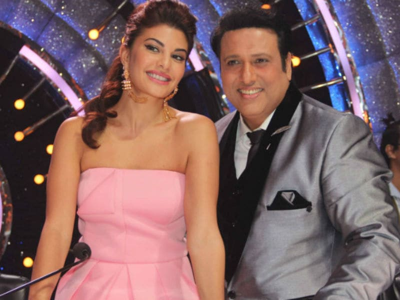 How About A Dance-Off Between Jacqueline And Govinda?
