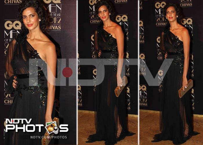 Vidya, Deepika and the GQ Men