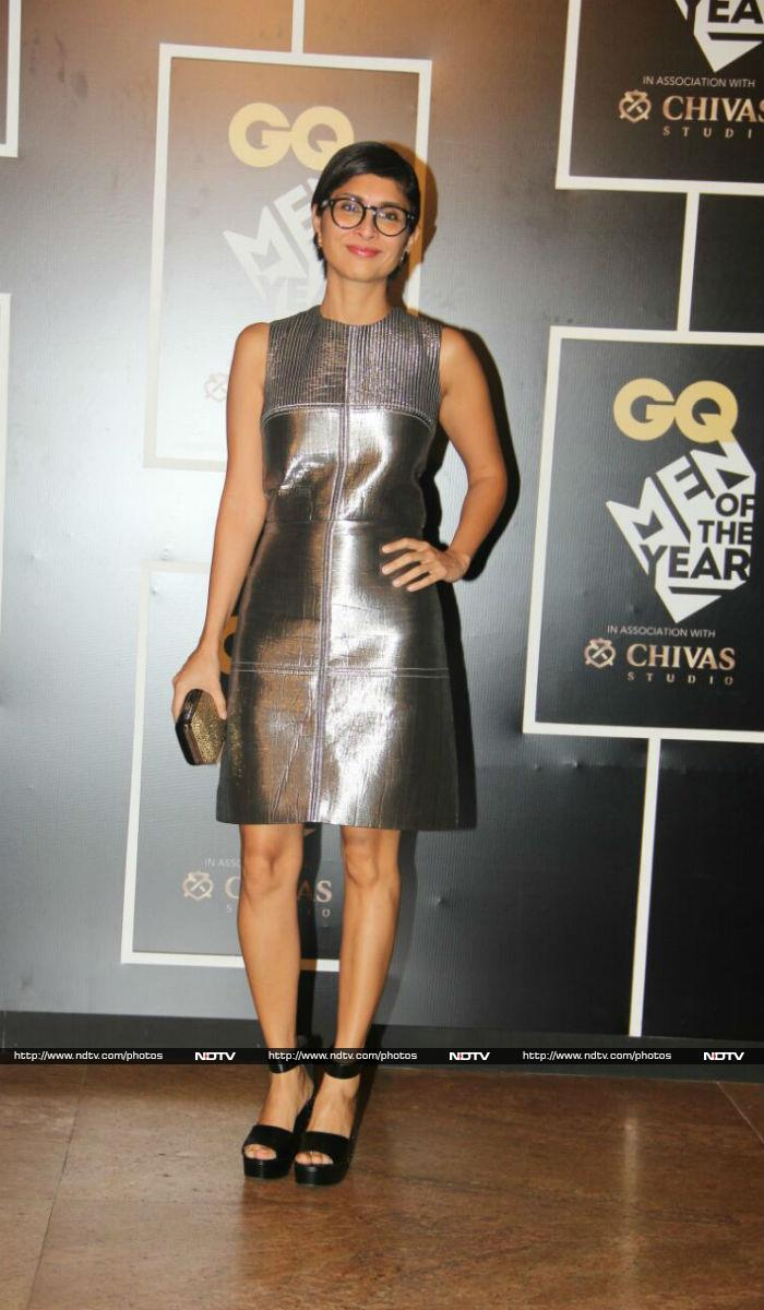Kangana Ranaut, Radhik Apte Make An Entry Like A Boss At GQ Awards
