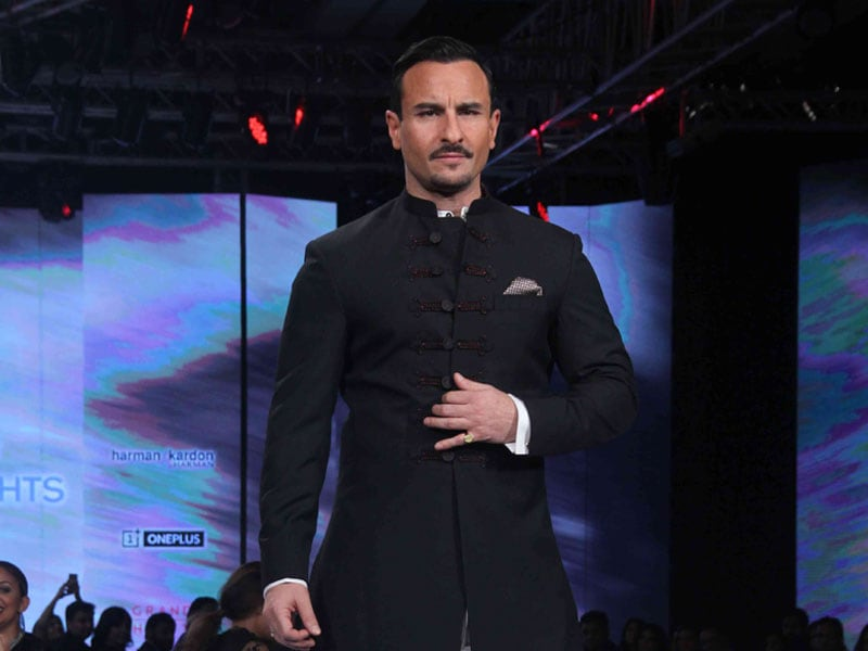 GQ's Best Dressed: Saif, Randeep, Kunal