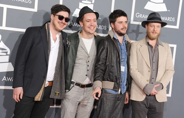 Grammys 2013: the big winners
