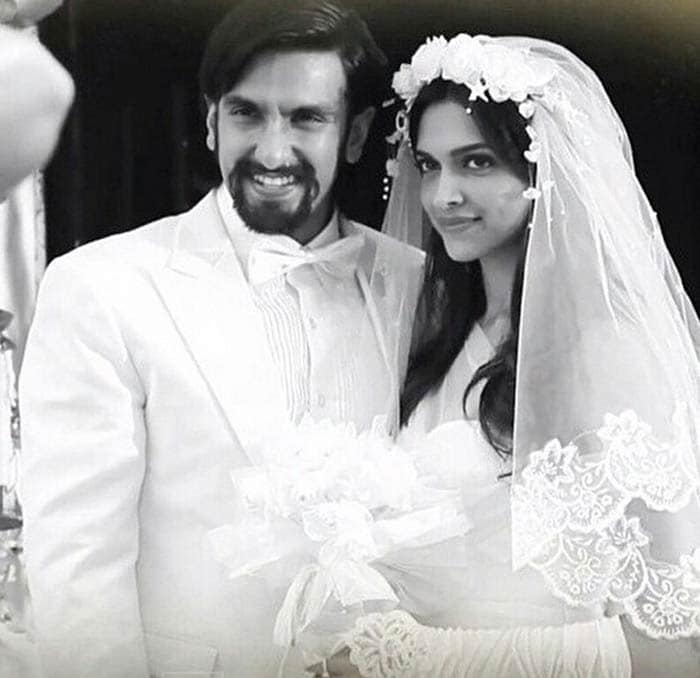 If You Missed the Deepika-Ranveer 'Wedding', Here Are Pics