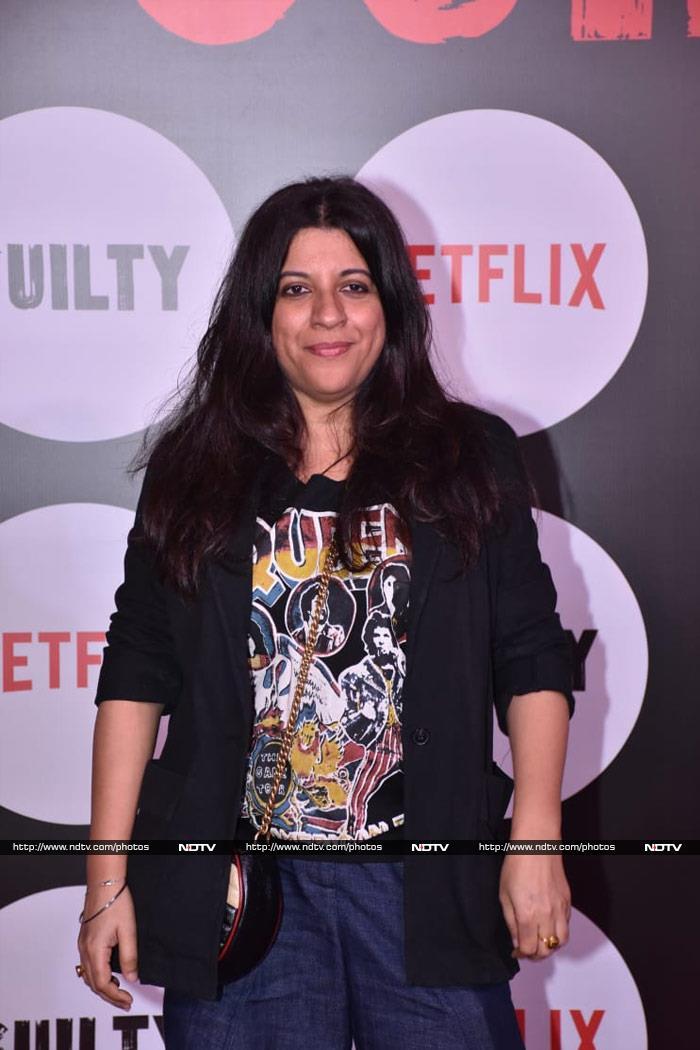 नेटफ्लिक्स की फिल्म 'गिल्टी' की स्पेशल स्क्रीनिंग में आलिया समेत पहुंचे ये सितारे