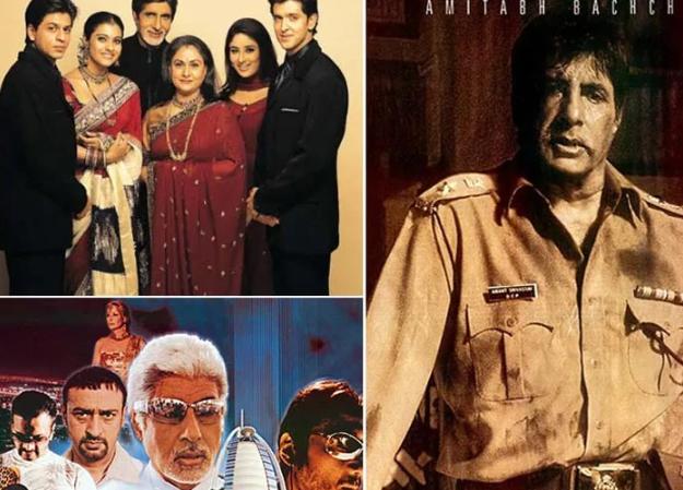 Happy Birthday, Amitabh Bachchan. Bollywood\'s Shahenshah Turns 79