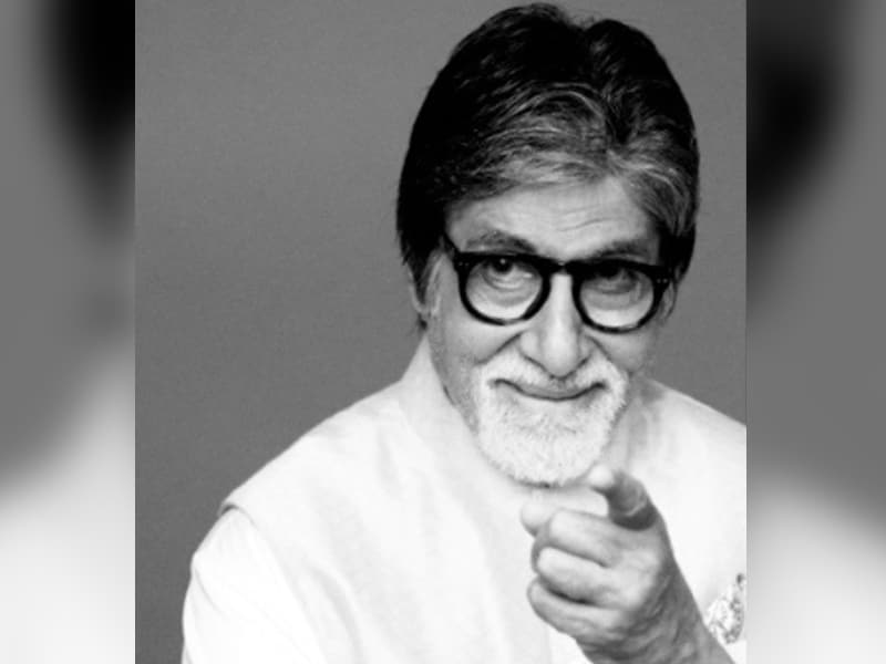 Happy Birthday, Amitabh Bachchan: King Of Hearts@77