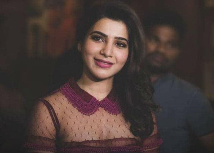 Happy Birthday, Samantha Ruth Prabhu. Ruling Box Office@32