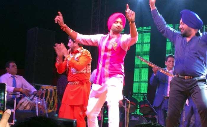 Inside Pics: Harbhajan Singh, Geeta Basra\'s Sangeet and Mehendi