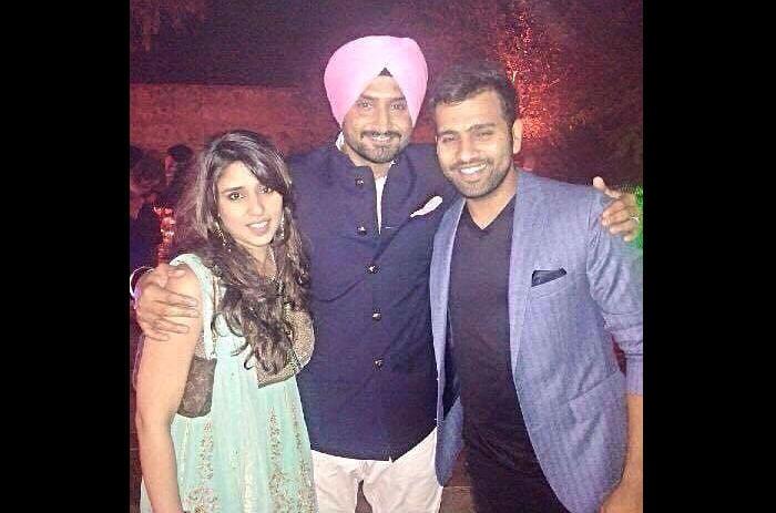 Exclusive: Inside Harbhajan Singh and Geeta Basra\'s Delhi Reception