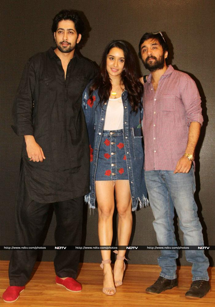 Siblings Shraddha And Siddhanth Kapoor\'s Day Out In Mumbai