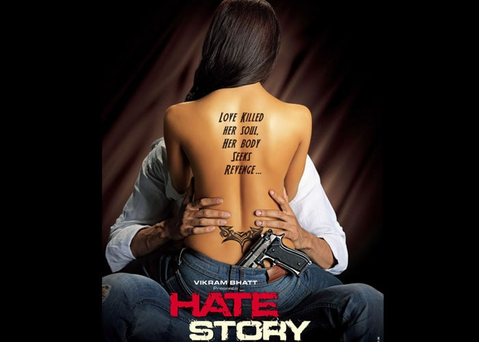 Hate Story posters provoke censors