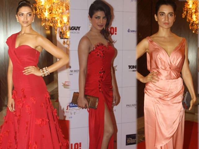 Say hello to these beauties: Deepika, Priyanka, Kangana, Ileana