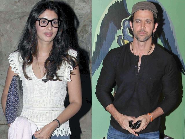 Shweta Bachchan, Hrithik Roshan's Date With Birdman
