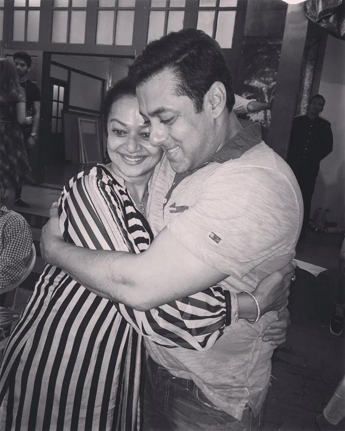 Hum Saath Saath Hain: It\'s All About Family For Salman