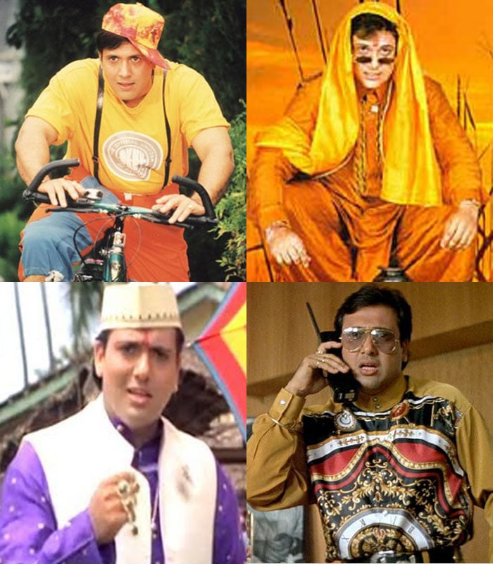 Stars who looked like they had caught a bad case of Holi onscreen