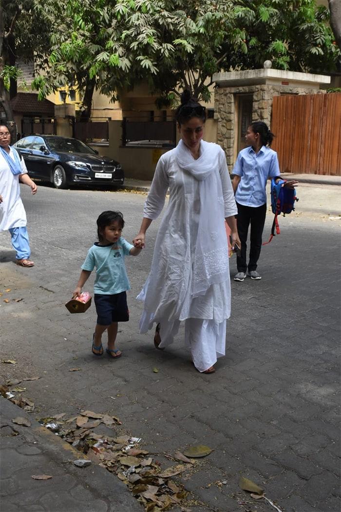 Holi 2020: Inside Kareena Kapoor, Saif Ali Khan And Taimur\'s Celebrations