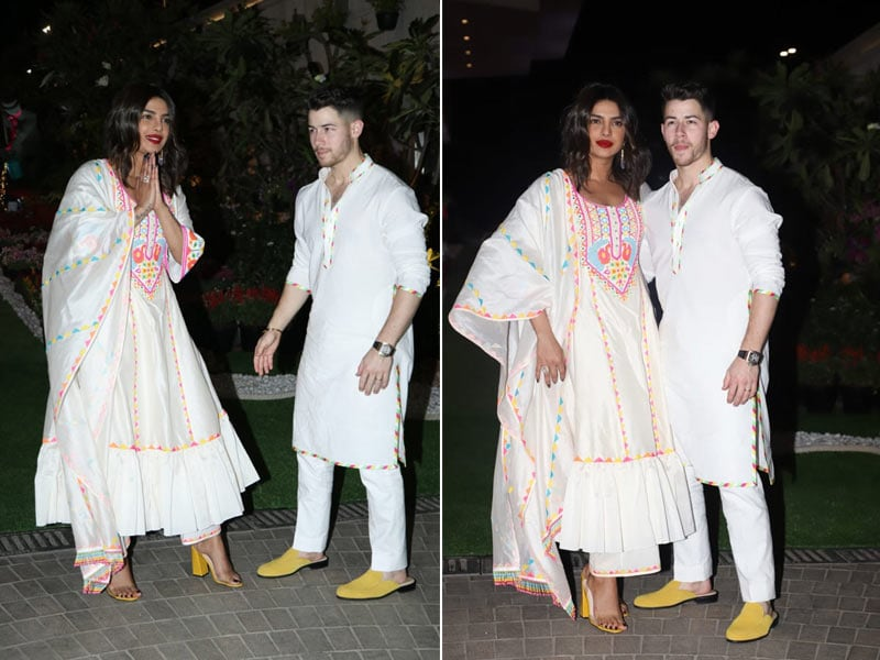 Holi 2020: Priyanka Chopra, Nick Jonas And Others Join The Ambanis For Celebrations