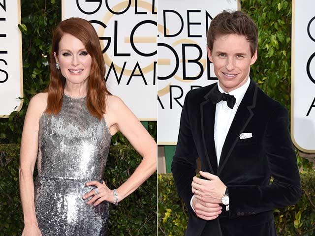Photo : Golden Globes 2015: The Winners